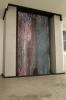 Frank Balve - Installation view, Zweiter Gesang, 2012, Acrylic,wall paint, 200 x 365 cm