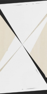 Jens Wolf - untitled, 2011, Acrylic on ply wood, 80 x 60 cm
