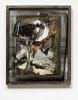 Manuel Eitner - Heiland gewinnt, 2011, Collage, Mixed Media, 50 x 40 cm