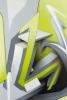 Mirko Reisser (DAIM) - Up and Down, 2013, Spraypaint on canvas, 150 x 100 cm