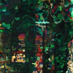 Peter Zimmermann - untitled, 2009, Epoxy resin on canvas, 120 x 80 cm