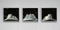 Stephan Huber - Pelmo, 2001/06, 3 Lightboxes, 51,5 x 61,5 cm, Edition : 5 + 1 a.p.