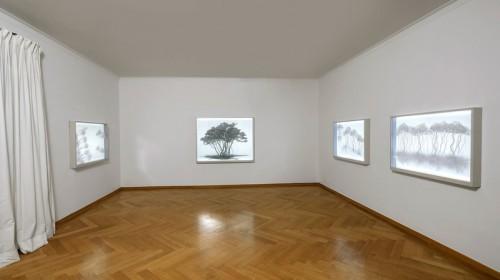 Bong-Chae-Son - Exhibition View @ GalerieMaxWeberSixFriedrich 2012