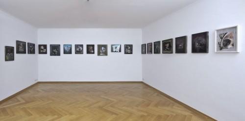 Manuel Eitner - Installation view @ Galerie MaxWeberSixFriedrich