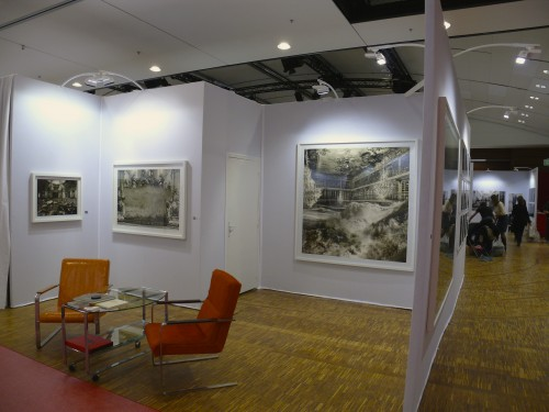 Fotofever 2013 - Solo show with Pablo Genoves