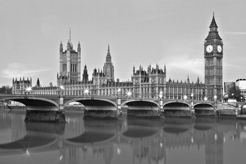 Philipp-Siempelkamp - Palace of Westminster, 2013, Fine Art Print on Hahnemühle BAMBOO, various sizes