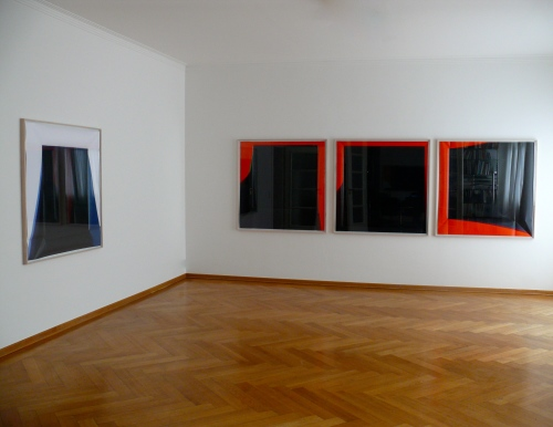 Rainer Splitt | Installation view, 2014