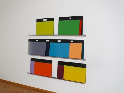 Rainer Splitt | Cargo, 2014, Aluminium, various dimensions