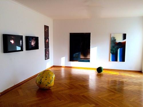 Installation view, 2014 Balve, Mundt, Eitner, Zimmermann, Schulze