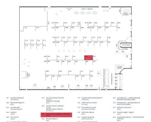 Positions | Booth: B 14
