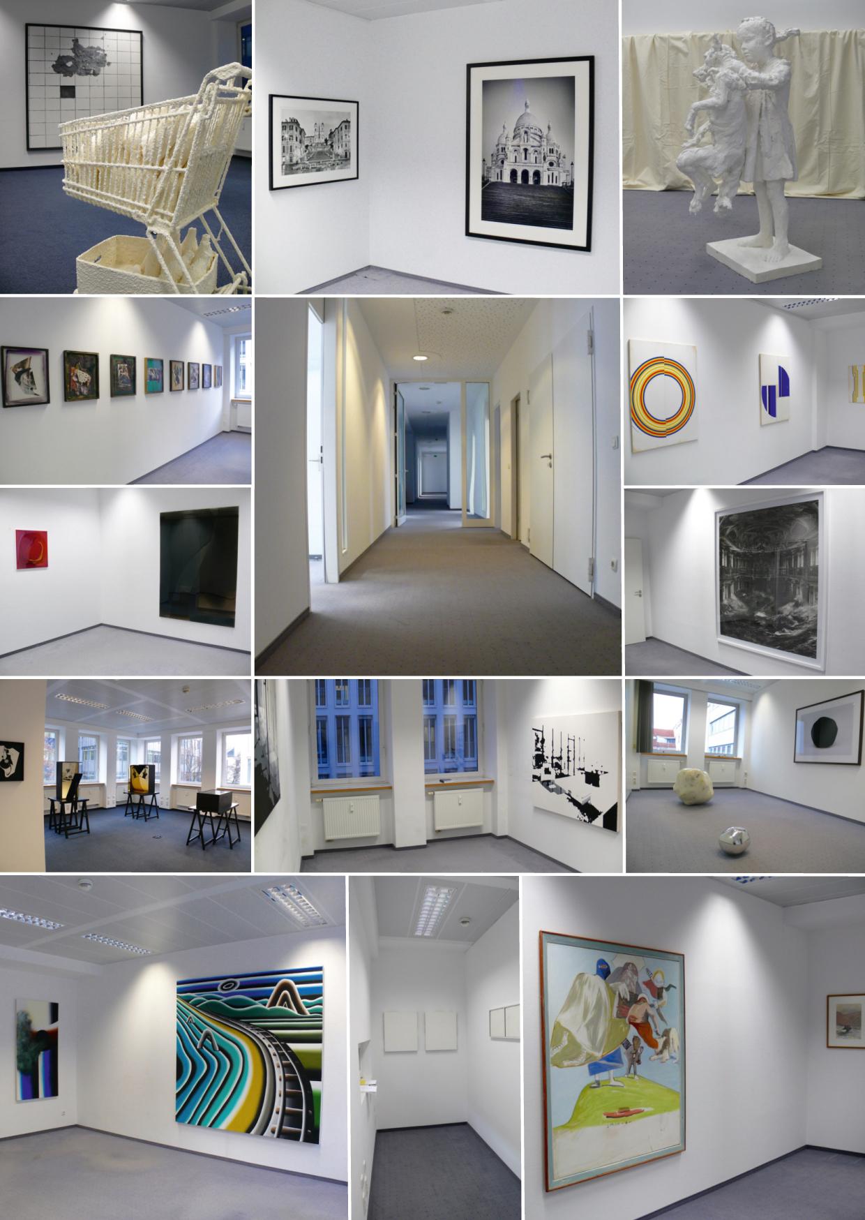 13 Künstler | 13 Räume | verlängert bis 30.01.2016