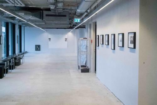 Manuel Eitner - TBD Vol.3 | Installation view - Ausgezogen