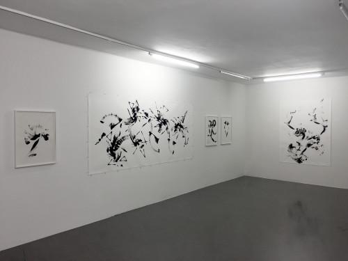Ralf Ziervogel | Installation view CAPUT, 2016