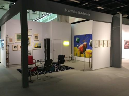 Galerie MaxWeberSixFriedrich | Cologne Fine Art 2015