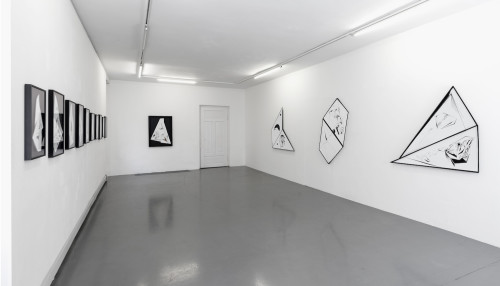 Nina Annabelle Märkl | Installation view 2017