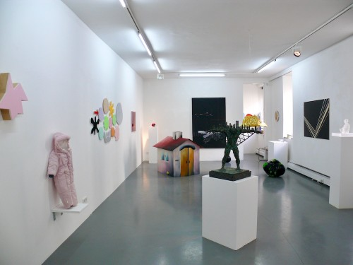 Installation view 2017
