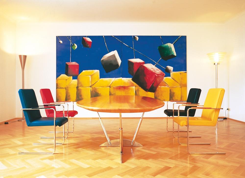 55 – Wohnzimmer | Gert Weber meets old friends
