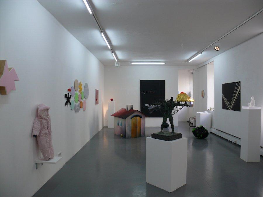 STOFF - Installation view, 2017