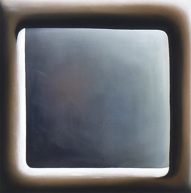 Andreas Schulze - untitled, 2011, Acrylic on canvas, 80 x 80 cm