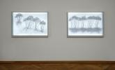 Bong-Chae Son - Installation view, 2012 @ Galerie MaxWeberSixFriedrich