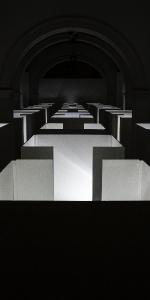 Frank Balve - Installation view, 2013 - CLUSTER @ Galerie der Künstler, Munich