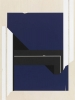 Jens Wolf - 11.01, 2011, Acrylic on ply wood, 115 x 86 cm / 45.3 x 33.9 in