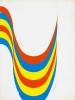 Jens Wolf - 16.57, 2016, Acrylic on plywood, 115 x 86 cm