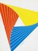 Jens Wolf - 16.64, 2016, Acrylic on plywood, 115 x 86 cm