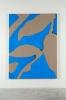 Markus Huemer - Lilienförmiger......., 2011, Oil on canvas, 240 x 180 cm