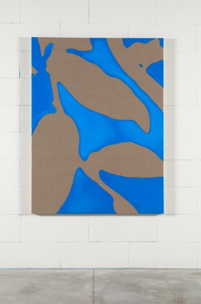 Markus Huemer - Autrun Wurm Morphex....., 2012, Oil on canvas, 160 x 120 cm
