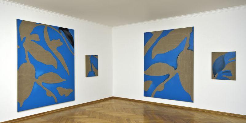 Markus Huemer - Installtion view 2012 @ Galerie MaxWeberSixFriedrich