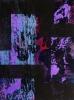 MK - Déclaration des Droits de la Femme et la Citoyenne. Olympe de Gouges 7, 2019, Ashes, Acrylics on canvas, 100 x 75 cm / 39.4 x 29.5 in