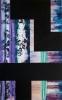 MK - Déclaration des Droits de la Femme et la Citoyenne. Olympe de Gouges 3, 2019, Ashes, Acrylics on canvas, 160 x 100 cm / 63 x 39.4  in
