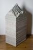 Mateo Mate - Montana de periodicos 1, 2013, newspapers, 126 x 59 x 41 cm