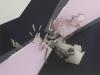 Mirko Reisser (DAIM) | DAIM - all directions - pink mirror, Spraypaint with 2x 5 stencils on wood, 30 x 40 x 3 cm / 11.81 x 15.74 x 1.18 inch