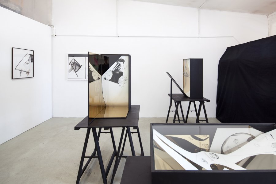 Nina Annabelle Märkl - Possible Sculptures for a life somehow distracted, 2015, Installation, various dimensions