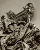 Pablo Genoves - La linea del tiempo, 2019, Digigraphie, 170 x 132 cm / 66.9 x 51.7 in, Ed. 1/8