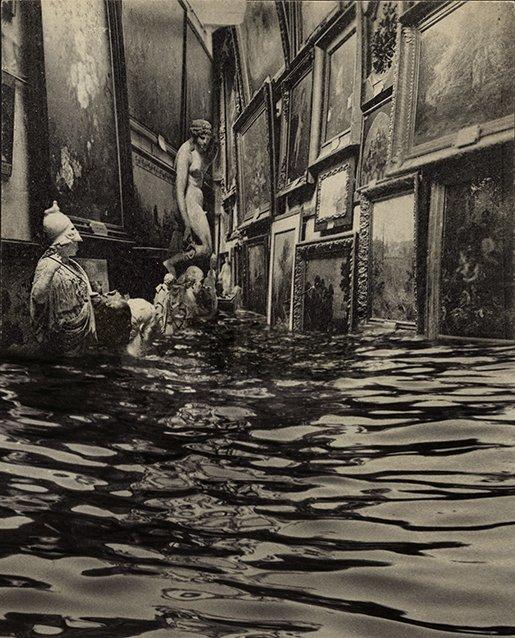 Pablo Genoves - El Primer Encuentro, 2015, archival print on paper, 75 x 63 cm / 29.5 x 24.8 in, Edition: 1/8