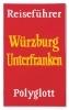 Peter Zimmermann - Reiseführer (Polyglott Würzburg Unterfranken), Epoxy resin on canvas, 80 x 48 cm | 31.5 x 18.9 in