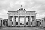 Brandenburger Tor, 2013, Fine Art Print on Hahnemühle BAMBOO, 30 x 45 cm Edition: 1/12, 60 x 90 cm Edition: 1/7, 90 x 130 cm Edition: 2/3