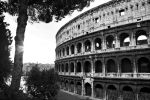 Colosseum, 2012, Fine Art Print on Hahnemühle BAMBOO, 30 x 45 cm Edition: 1/12, 60 x 90 cm Edition: 1/7, 90 x 130 cm Edition: 1/3