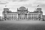 Reichstag, 2013, Fine Art Print on Hahnemühle BAMBOO, 30 x 45 cm Edition: 1/12, 60 x 90 cm Edition: 1/7, 90 x 130 cm Edition: 1/3