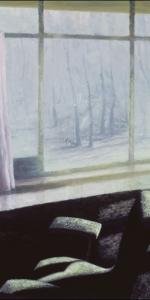 Sid Gastl - Hunde, 2018, Oil on canvas, 160 x 220 cm