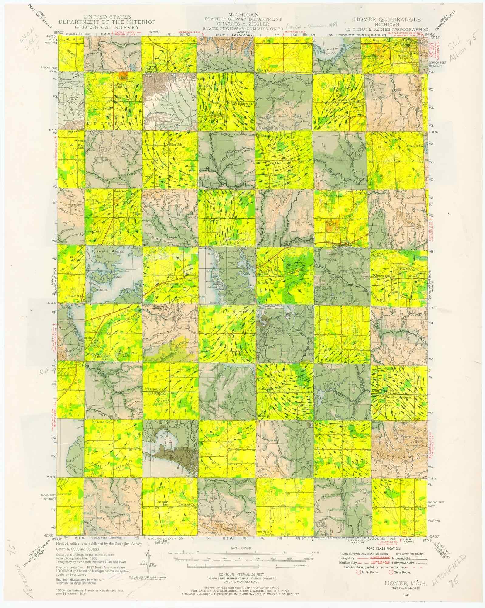 Stephan Huber - Lo & Behold 15, 2018, Pigmentprint, 52 x 43 cm /  20.5 x 16.9 in