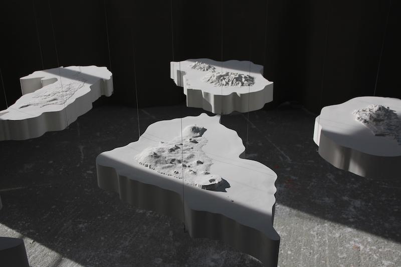 Stephan Huber | Inseln |                    Open Art Munich 2021